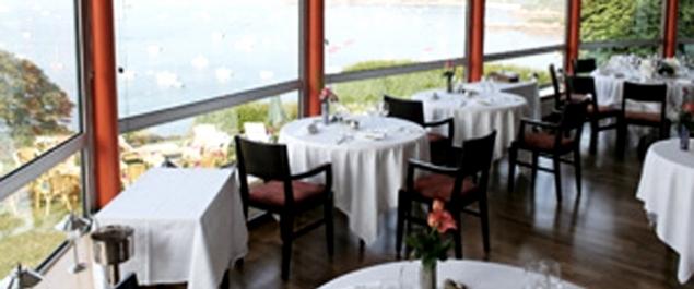 Restaurant Patrick Jeffroy - Carantec