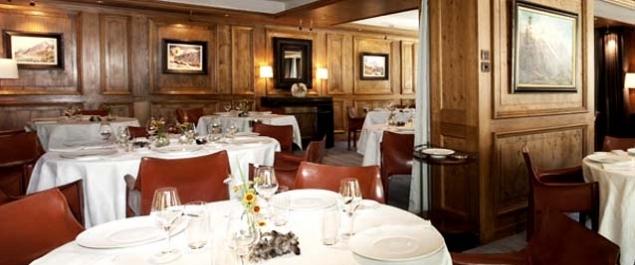 Restaurant Hameau Albert 1er - Chamonix