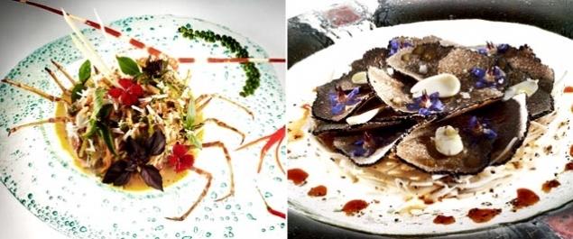 Restaurant L'Oasis - La Napoule