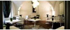 Le Restaurant de Hostellerie Le Castellas Haute gastronomie Collias