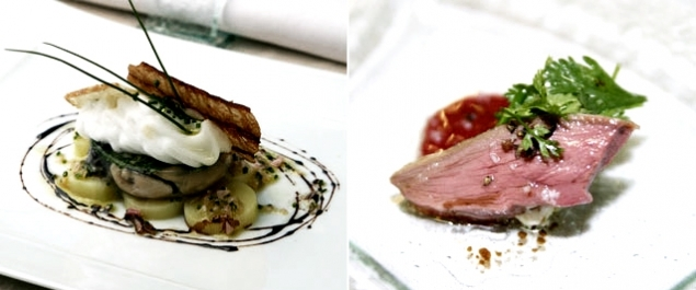 Restaurant Le Restaurant de Hostellerie Le Castellas - Collias