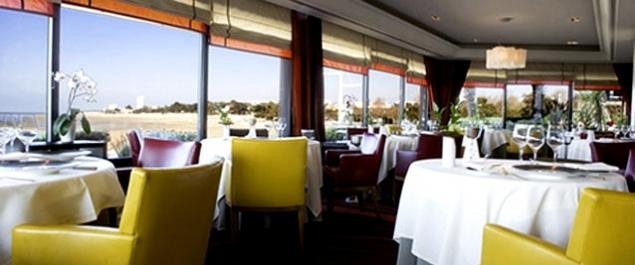 Restaurant richard et christopher coutanceau haute for Cuisine 3d la rochelle