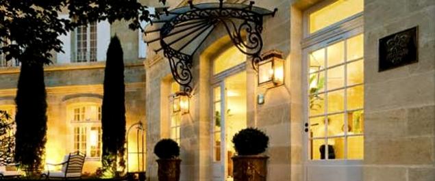 Restaurant Restaurant Hostellerie de Plaisance - Saint-Emilion