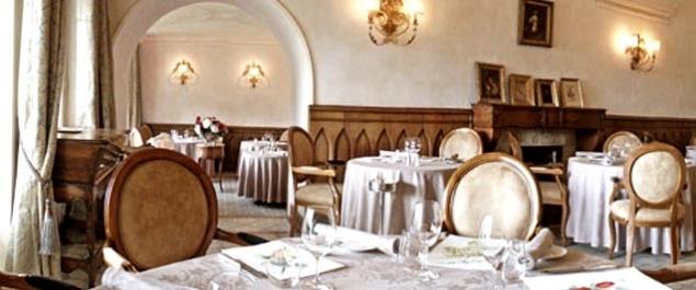 Restaurant Restaurant L'Hostellerie Jérôme - La Turbie