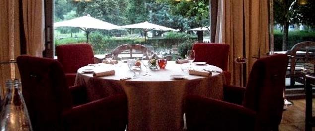 Restaurant les terrasses grand h tel haute gastronomie for Hotels uriage