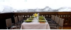 L'Oxalys (FERME) Haute gastronomie Val Thorens