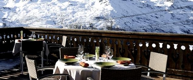 Restaurant L'Oxalys (FERME) - Val Thorens