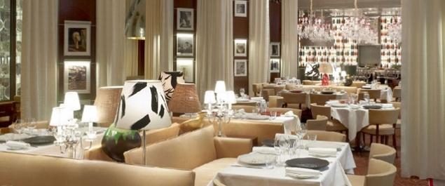 Restaurant la cuisine royal monceau haute gastronomie for Restaurant la cuisine royal monceau