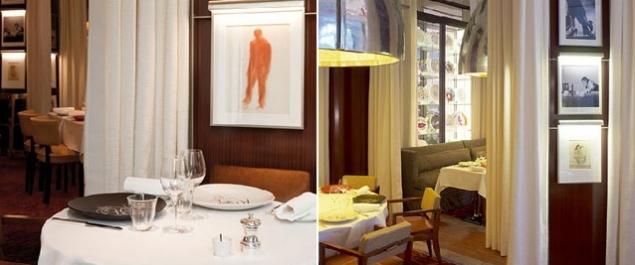 Restaurant la cuisine royal monceau changement de for Restaurant la cuisine royal monceau