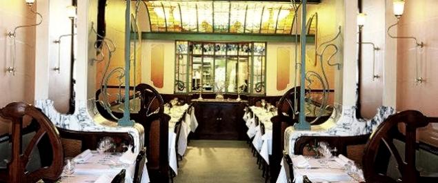 Restaurant Comme Chez Soi - Bruxelles