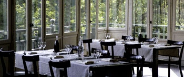 Restaurant Le Pavillon du lac - Paris