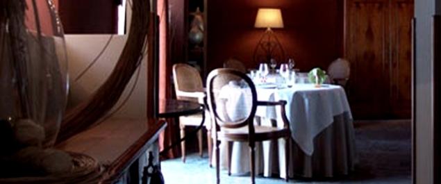 Restaurant La Table Saint-Just - Vaux-le-Penil