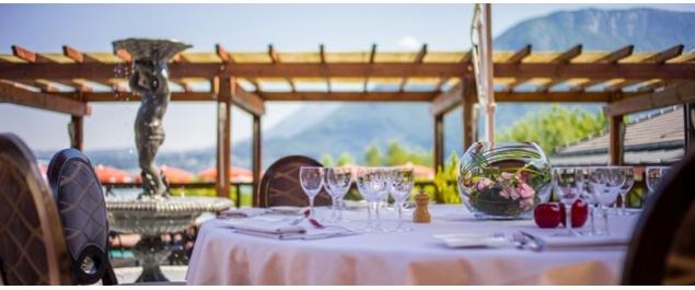 Restaurant Les Trésoms La Rotonde - Annecy