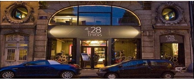 Restaurant 28 Thiers - Lille