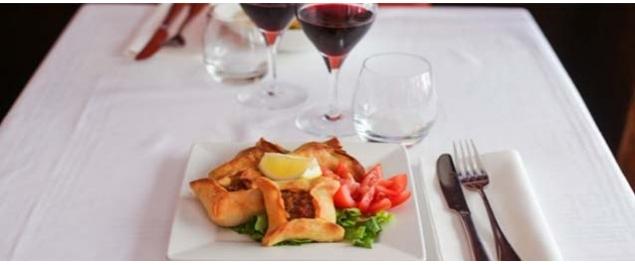 Restaurant Saidoune - Paris