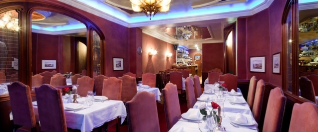 Restaurant Saidoune Photo Salle Principale