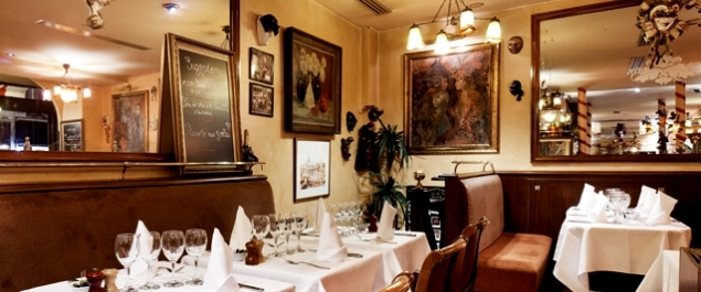 Restaurant L'Auberge de Venise Montparnasse - Paris