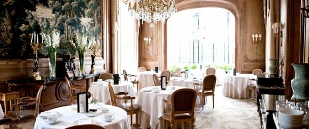Restaurant Restaurant Le Parc **, (Domaine Les Crayères) - Reims