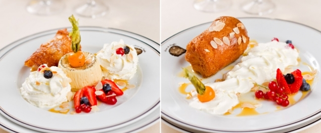 Restaurant Terres de Truffes Photo Desserts