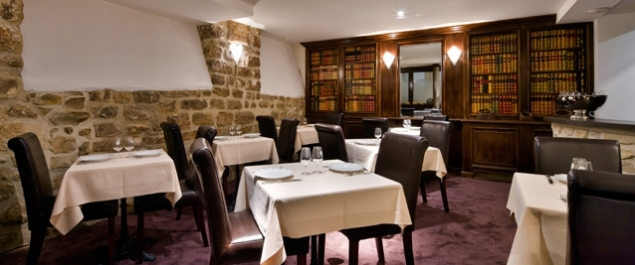 Restaurant Terres de Truffes Photo Salon