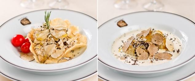 Restaurant Terres de Truffes - Paris