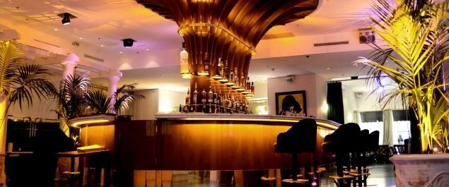 Restaurant le standard inventive paris paris 17 me - Restaurant le sud paris porte maillot ...
