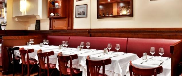 Restaurant Alfredo Positano - Paris