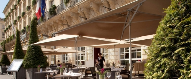 Restaurant Le Pressoir d'Argent (InterContinental Le Grand Hotel*****) - Bordeaux