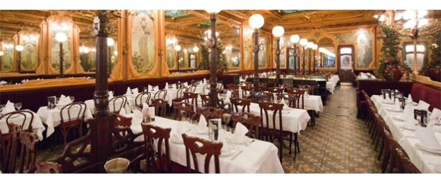 Restaurant Brasserie Julien - Paris