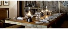 L'Atelier d'Edmond Haute gastronomie Val d'Isère