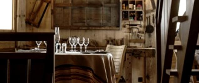 Restaurant L'Atelier d'Edmond - Val d'Isère