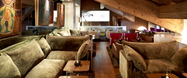 Restaurant Le Strato - Courchevel