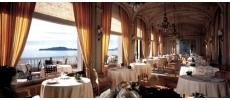 Restaurant La Réserve de Beaulieu et Spa Haute gastronomie Beaulieu-sur-Mer