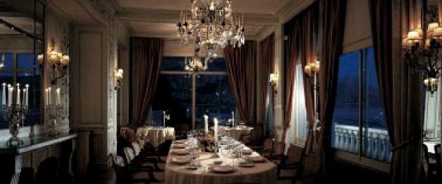 Restaurant La Réserve de Beaulieu et Spa - Beaulieu-sur-Mer