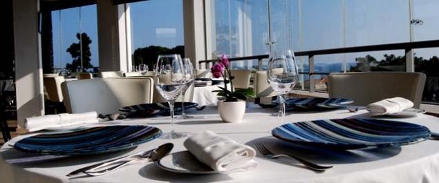 Restaurant Mirazur - Menton