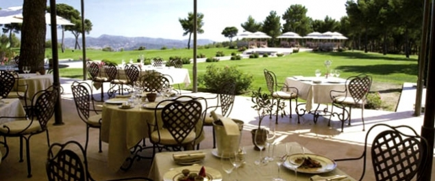 Restaurant Le Monte Cristo - Hôtel du Castellet - Le Castellet
