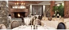 La Table de l'Ours Haute gastronomie Val-d'Isère