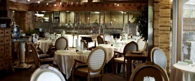 Restaurant Yoann Conte - Veyrier-du-Lac