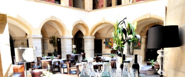 Restaurant Les Loges* (Hôtel Cour des Loges*****) - Lyon