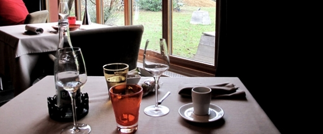 Restaurant La Marelle - Péronnas