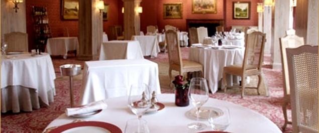 Restaurant Bernard Rigaudis (Le Domaine d'Auriac*****) - Carcassonne