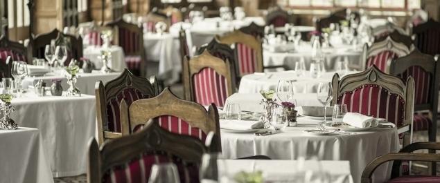 Restaurant La Barbacane* (Cité de Carcassonne MGallery Sofitel *****) - Carcassonne