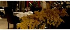 De Lauzun Haute gastronomie Gignac