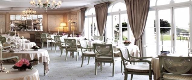 Restaurant Le Belrose* (Restaurant de l'Hôtel Villa Belrose) - Gassin