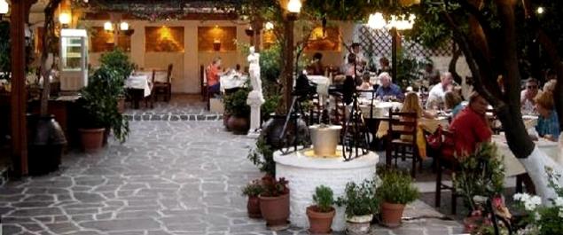 Restaurant Aphrodite - Nice