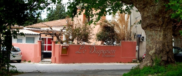 Restaurant Le Diapason - Avignon - Avignon