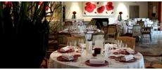 Restaurant Le Restaurant de l'Hôtel Hostellerie de Levernois Haute gastronomie Levernois