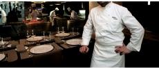 Stéphane Carbone - Restaurant Incognito Haute gastronomie Caen