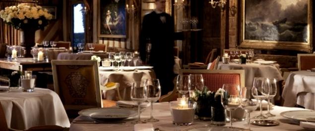 Restaurant Le Restaurant de l'Hôtel Ferme Saint-Siméon - Honfleur