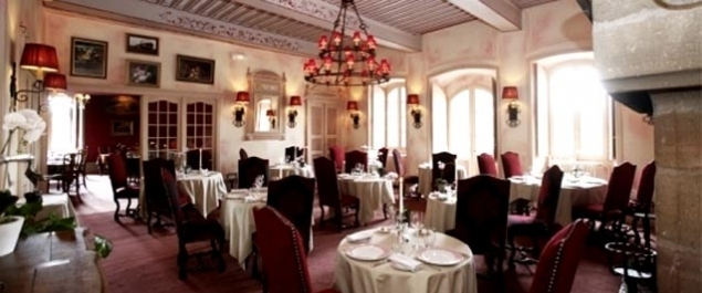 Restaurant Château de Castel Novel